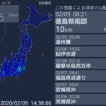 【2020】僕がおすすめする地震情報のソフト Windows編